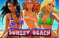 Игровой автомат Пляж На Закате